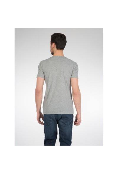 Colin's Gri Erkek Tshirt Kısa Kol