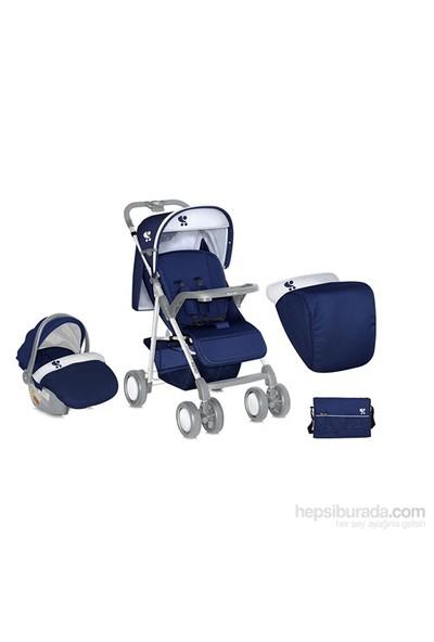 Lorelli Aero Set Bebek Arabası / Mavi