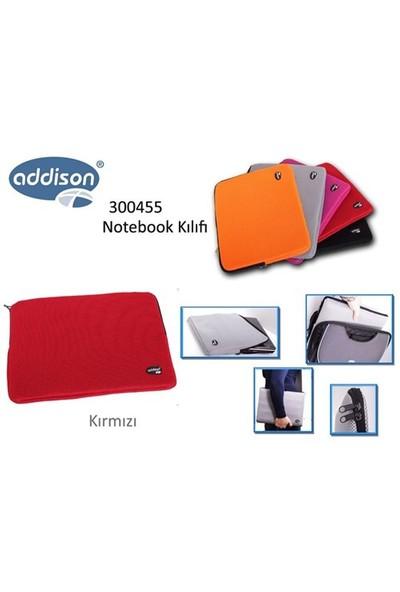 Addison 300455 15.4`-15.6` Kırmızı Kılıf Bilgisayar Notebook Çantası