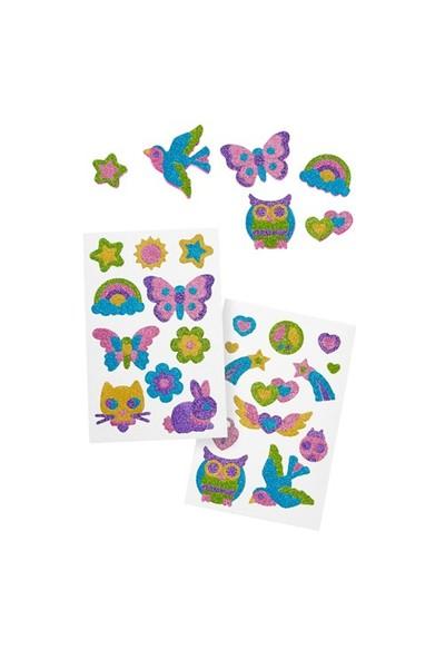 Melissa & Doug Temiz Kum Boyama Köpük Sticker Arkadaşlık
