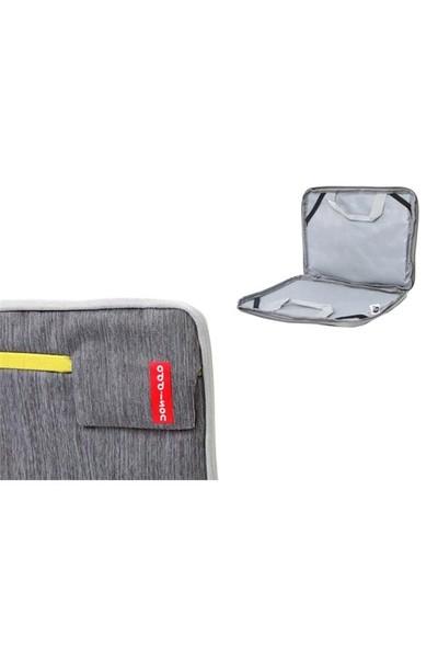 Addison Tp-796 13.3` Gri Kılıf Notebook Çantası