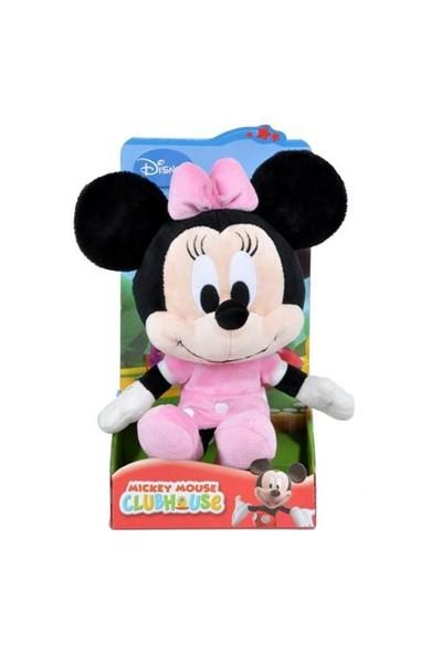 Sun-Lfn-Pelus Bg. Head Minnie Baby 25 Cm.(Mmch)