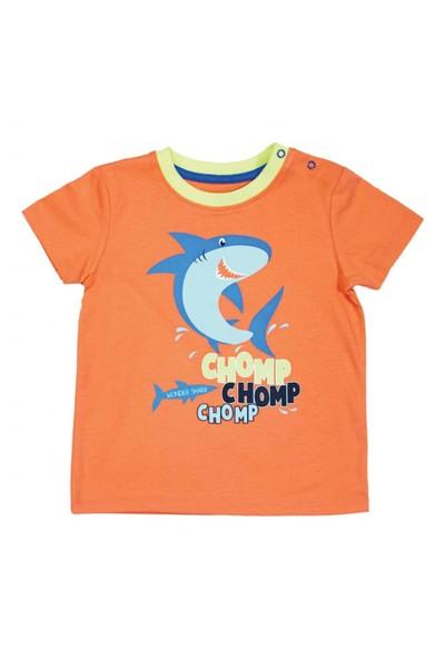 Modakids Wonder Kids Erkek Bebek Baskılı T-Shirt 010-1403-005