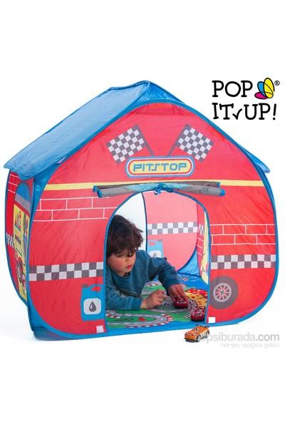Pop It Up Pit Stop Oyun Çadırı - 40 Saniyede Katlanır / Kurulur