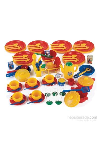 Kleın Mutfak Takımı-80 Parça