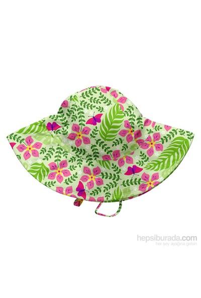 İ Play Upf 50+ Güneş Korumalı Brim Sun Bebek Şapka Yeşil
