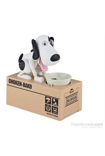 Real Para Yiyen Köpek Kumbara