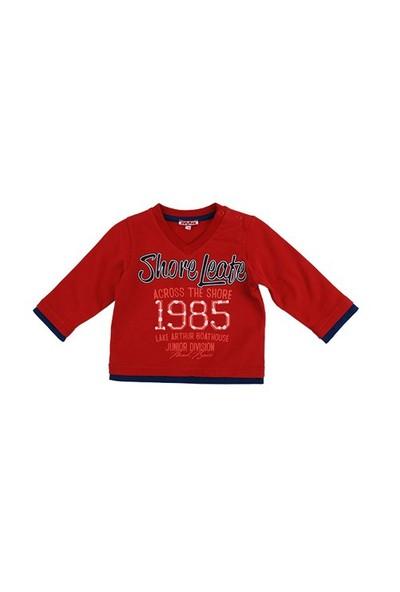 Zeyland Erkek Çocuk Kirmizi S-Shirt K-52Z1pmk61