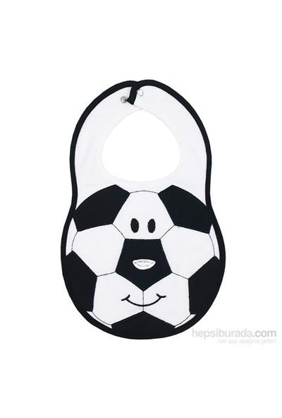 O Piti Piti Beyaz/Siyah Futbol Önlük
