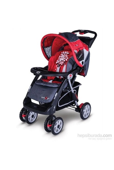 Baby2go 8801 Avangarde Lüks Bebek Arabası