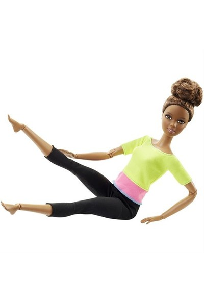 Barbie Sonsuz Hareket Bebekleri Dhl83