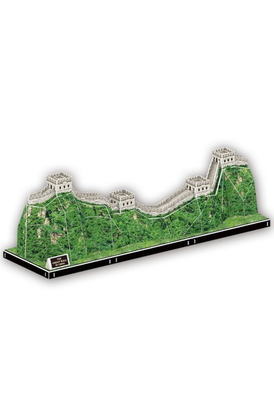 Cubic Fun 3D 75 Parça Puzzle The Great Wall