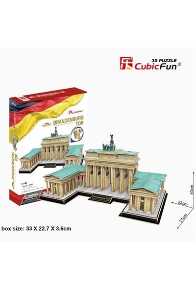 Mega Oyuncak Brandenburg Kapısı (Almanya)