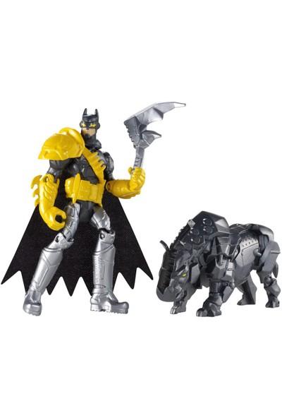 Batman Ve Axe Rhino Unlimited Figür Set