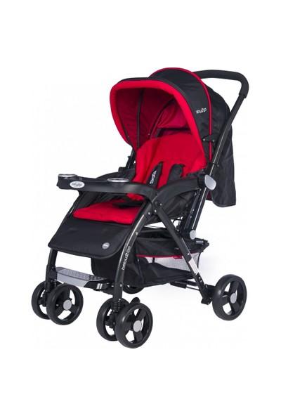 Baby2Go 6023 Bigger Puset - Kırmızı