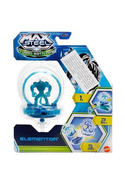 Max Steel Arena Kahramanı Elementor