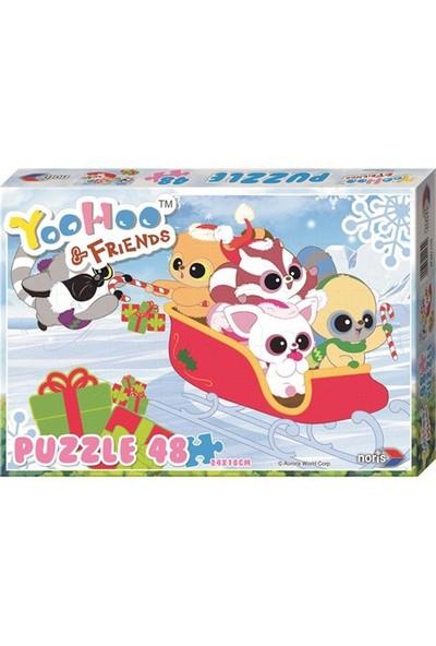 Noris Yoohoo&Friends Puzzle - Kış