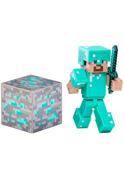 Minecraft Steve Figür Oyuncak 7 Cm