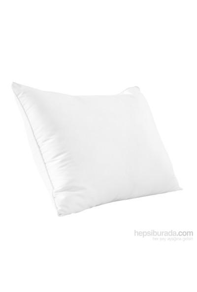 Esse Home Penye 2'Li Yastık Kılıfı Beyaz
