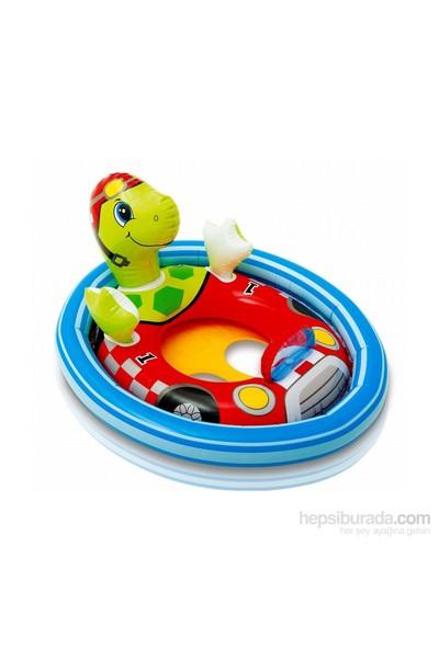 İntex 59570 Kurbağa Figürlü Çocuk Flatörü (3-4 Yaş)