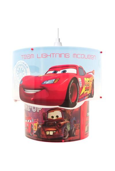 Ykc 3D Cars Sihirli Tavan Sarkıt