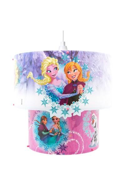 Ykc 3D Frozen Kız Çocuk Odası Sihirli Tavan Sarkıt