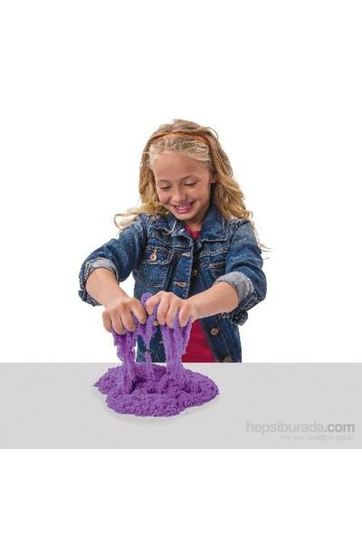 Kinetic Sand Sihirli Oyun Kumu / Neon Mor