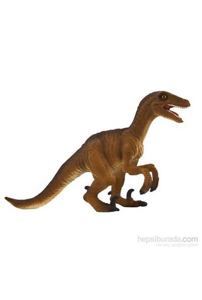 Animal Planet Velociraptor Çömelmiş Model Figür