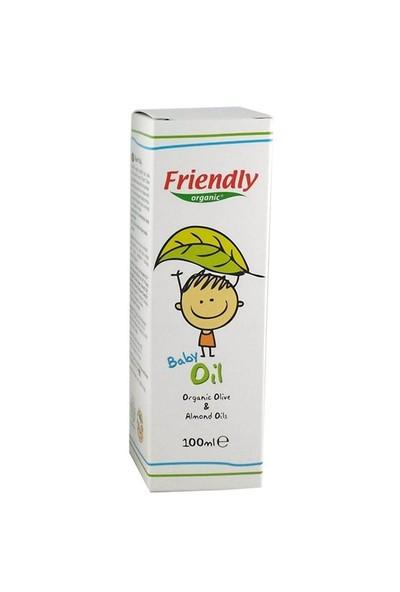 Friendly Organic Bebek Pişik Kremi & Bebek Yağı