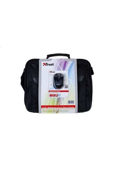 Trust 51710 16 Inch Notebook Çantası & Kablosuz Mouse