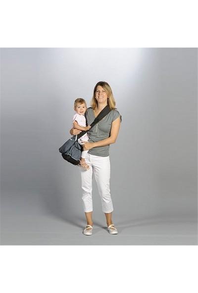 Pufy Baby Claessens Kid'S Bebek Taşıma Çantası Mavi