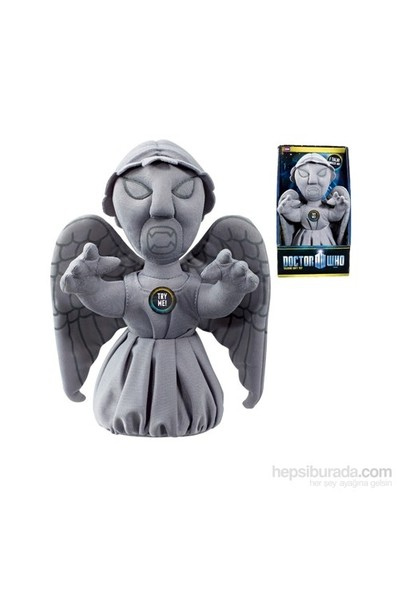 Doctor Who Weeping Angel Konuşan Peluş 22 Cm