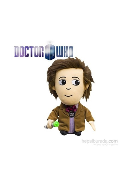 Doctor Who: Matt Smith With Led Konuşan Xl Peluş 38 Cm