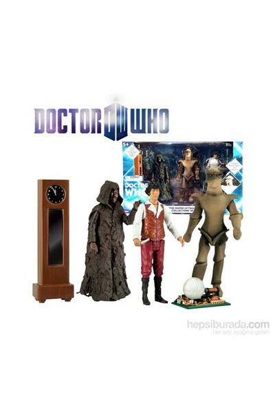Doctor Who: Keeper Of Traken Action Figure Set