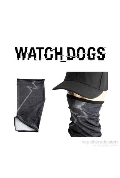 Watch Dogs Aiden's Face Mask Yüz Maskesi