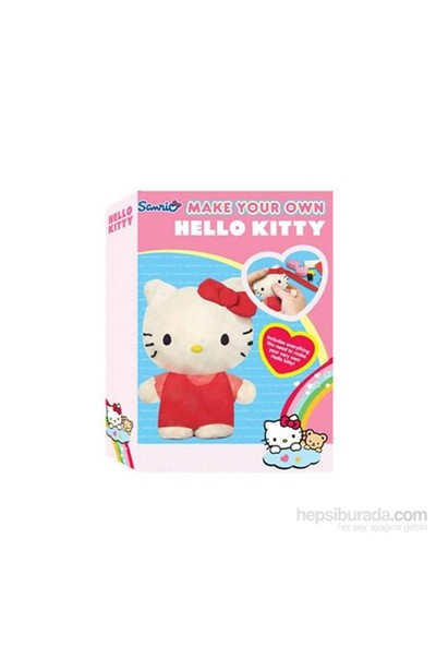 Kendin Yap Hello Kitty