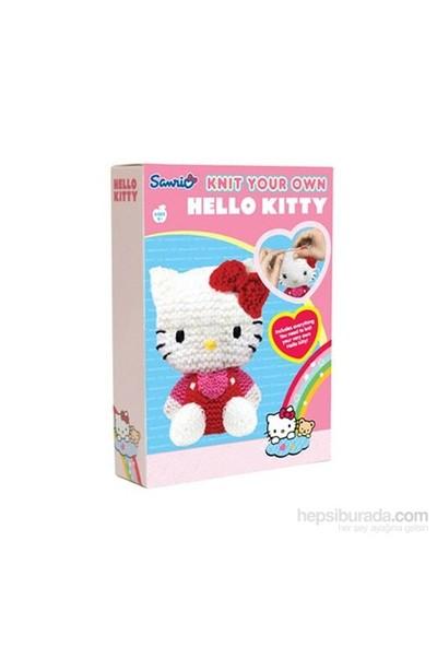 Kendin Yap Örgü Hello Kitty