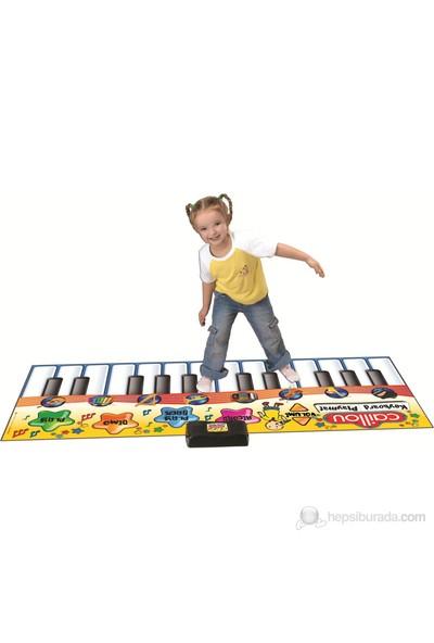 Caillou Piyanomat (Piyano Halı)