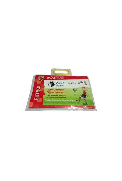 Önel Yayıncılık Miniyup Futbol Seti (2 Kitapçık + Kontrol Aracı)