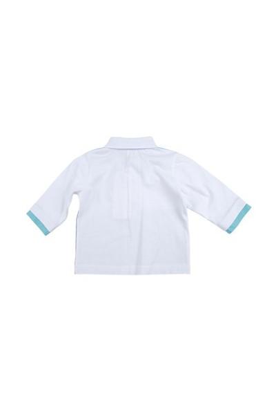 Zeyland Erkek Çocuk Beyaz S-Shirt K-52M1agm62