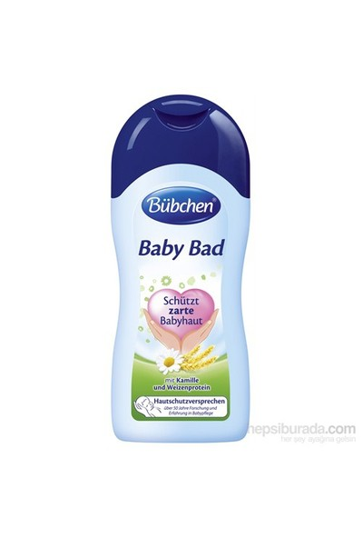 Bübchen Bebek Banyo Köpüğü (Baby Bad) 1000 ml