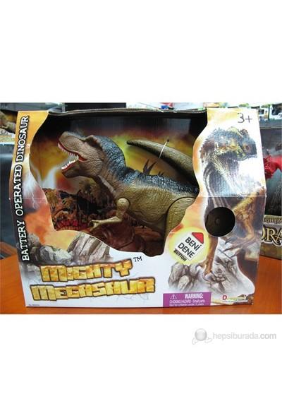 Pilli, Yürüyen, Kükreyen T-Rex Dinazor (40cm)