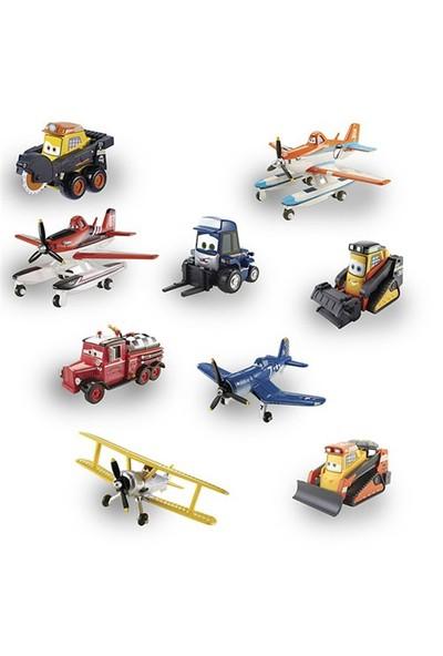 Planes 2 Karakter Uçaklar Cbk59