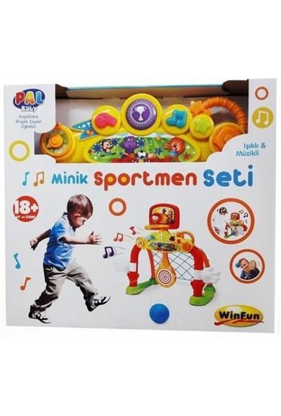 Özaydın Pal Baby Minik Sportmen Seti
