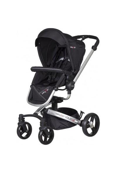 Baby2Go 8838 Volo T/S Bebek Arabası Siyah
