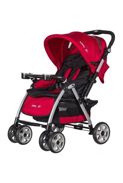Baby2Go 8871 Carrier Bebek Arabası Kırmızı