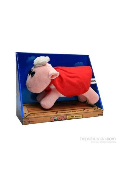 Worms Super Sheep Konuşan Peluş