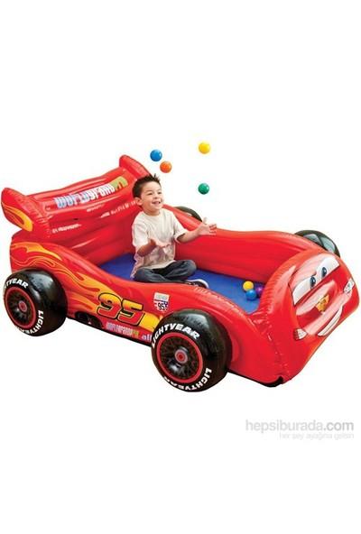 İntex 48668 Disney Cars Arabalar Şişme Oyun Havuzu