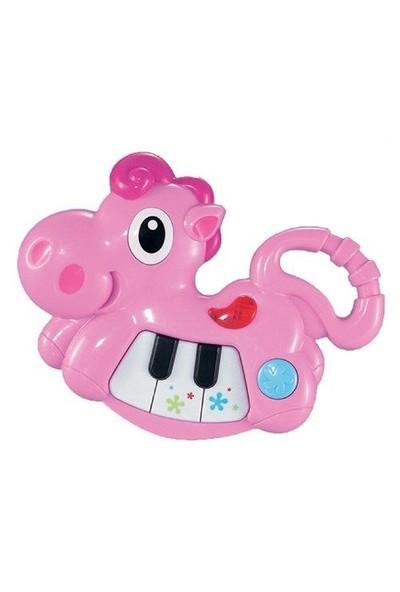 Weidey Müzikli Işıklı Mini At Piyano
