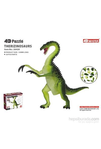 4D Master 3D Mini Puzzle Theriziosaurs